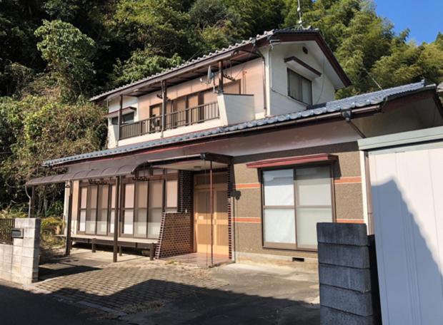 【常磐下船尾町居作 土地付一戸建】建物現況引渡しとなります☆500万円