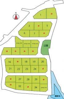 【鹿島街道沿 エムズガーデンかしま分譲中 建築条件なしになりました!残り6区画です!】