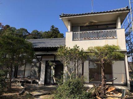 【内郷御台境六反田 土地付中古住宅】