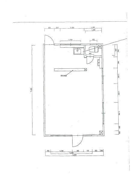 【谷川瀬通り沿い 坂本第2ビル デザインテナント1階A号室】