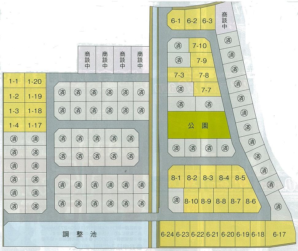 【彩・レジデンシャル分譲中!暮らしやすい四倉エリアです!駅まで徒歩8分(*^-^*)】