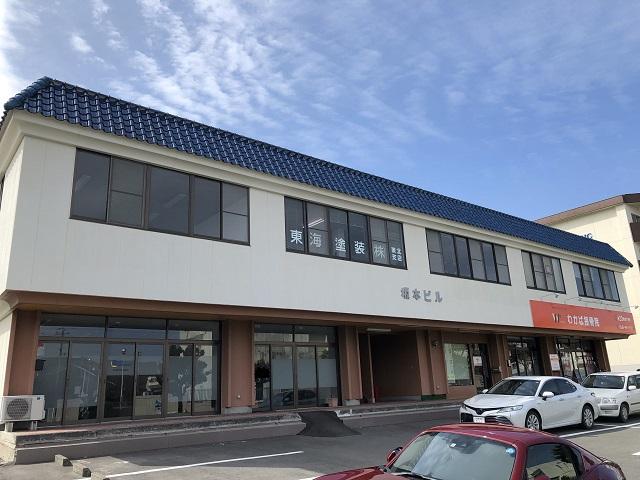 【小島町 坂本第1ビル1階F号室】 賃貸テナント129,800円(消費税10%込)